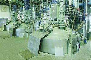 第1工場 反応缶〈8,000L〉