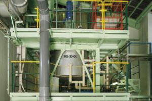 第1工場 スクラルファート専用設備 反応缶〈3,000L〉