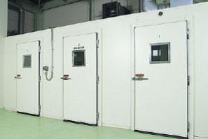 第3工場 原料保冷庫