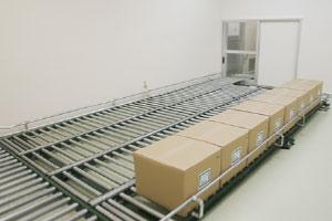 第2工場 クリーンルーム内製品搬送 〈スクラルファート専用〉
