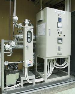 精製水製造供給装置