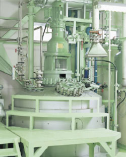 第3工場 溶解缶